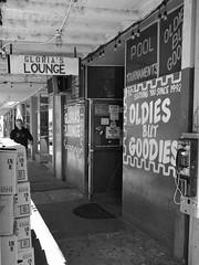 Gloria's Lounge (Rob Sneed) Tags: street sign bar sanantonio nikon downtown texas lounge streetphotography payphone oldies oldiesbutgoodies d700 gloriaslounge