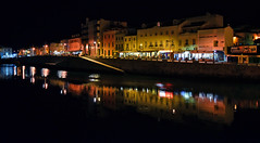 Peniche enjoying the night - Peniche disfrutando a noite (Yako36) Tags: city cidade portugal landscape nightscape paisagem peniche nikon2485 paisagemnocturna nikond750