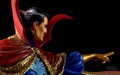 Dr. Strange (Blindzider) Tags: statue magic spell doctor bowen marvel drstrange
