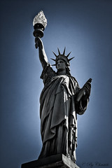 I have a dream (christelerousset) Tags: statue freedom peace libert martinlutherking 1963 paix ihaveadream nikcollection