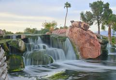DSC_2029 (Eleu Tabares) Tags: water pond desert lasvegas outdoor nevada waterfalls