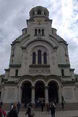 DSC01719 (adamfrunski) Tags: cathedral sofia bulgaria