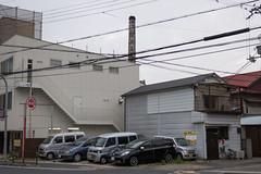 (junicorn) Tags: smokestack jp sento  amagasaki  naniwa