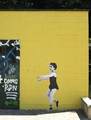 Bologna / CHEAP Street Poster Art Festival (Leo & Pipo) Tags: street city urban italy streetart paris france pasteup art festival collage wall vintage paper poster graffiti stencil sticker leo handmade cut wheatpaste paste tag retro bologna affichage pipo rue mur cheap ville affiche urbain leopipo