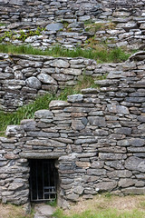 Grianan Ailligh (ghostwheel_in_shadow) Tags: ireland europe stair fort eire stairway staircase fortification donegal connaught republicofireland ringfort publicarchitecture architecturalelement griananailligh griannailigh militarystructures architectureandstructures