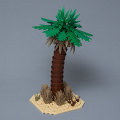 Palm tree XL (Jonas Wide ('Gideon')) Tags: tree lego swebrick