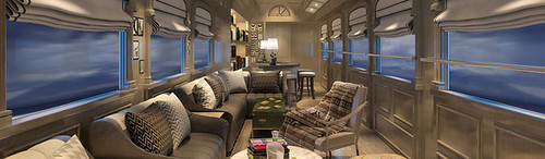 Belmond Andean Explorer Lounge