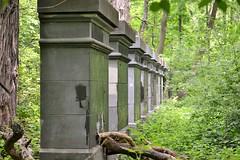 Cortlandthenge (KaDeWeGirl) Tags: park newyorkcity nature john bronx pillar central grand terminal trail limestone kieran samples thirteen vancortlandt cortlandthenge