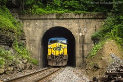 Caney Fork Tunnel #clinchfield (Hunter Richardson) Tags: clinchfield