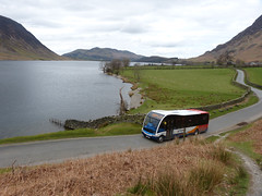 Stagecoach Cumbria & North Lancs 48002 160414 Crummock Water (maljoe) Tags: stagecoach stagecoachgroup stagecoachnorthwest stagecoachcumbrianorthlancs optare solosr thelakedistrict thelakes lakedistrict englishlakes cumbria crummockwater honisterrambler optaresolo