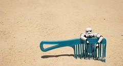 Sandy days (aaron.kudja) Tags: toy star sand stormtrooper wars revoltech