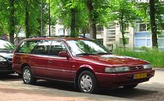 1997 Mazda 626 Wagon 2.0i GLX (rvandermaar) Tags: wagon 1997 mazda gd mazda626 glx gv 626 capella 20i mazdacapella sidecode5 mazda626wagon mazda626gd mazdacapellagd mazdacapellagv mazda626gv rlsf57