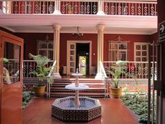 "Trujillo: notre hôtel colonial <a style=""margin-left:10px; font-size:0.8em;"" href=""http://www.flickr.com/photos/127723101@N04/27528272680/"" target=""_blank"">@flickr</a>"