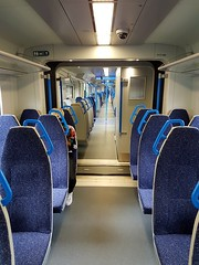 700108 East Croydon 21.06.16 (jonf45 - 2.5 million views-Thank you) Tags: electric interior class east multiple emu 700 croydon unit thameslink 700108