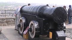 2. Mons Meg. Edinburgh castle. (johnharrison9) Tags: edinburgh castle mons meg cannon
