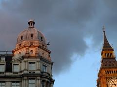 Dusk Clouds Drift Away (failing_angel) Tags: london westminster parliamentstreet cityofwestminster 170716 parliamentstreetbuildings