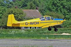 G-AVOH D.62B Condor Condor Group Sturgate  EGCS Fly-In 05-06-16 (PlanecrazyUK) Tags: sturgate egcs fly in 050616 lincoln aero club ltd gavoh d62bcondor condorgroup flyin