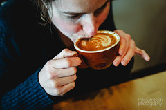 sip (Mike Ambach) Tags: cappuccino