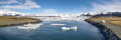 glacier Jokulsarlon (corsicagwen) Tags: ice landscape iceland jokulsarlon glace islande