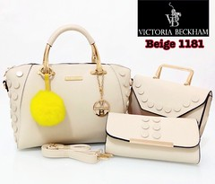 Import @290 Bag Victoria B 1181 3in1 30x14x25cm 2kg Taiga GHW #Buttons#Antigona#Semipremium#Red#Blueelectric#Babypink#Black#Brown#Beige (merboutique) Tags: red brown black beige buttons antigona babypink blueelectric semipremium