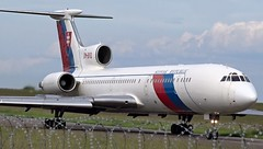 Tupolev Tu-154 | Slovak Government | OY-BYO (David Siedler) Tags: tupolev tu154 tupolevtu154 tupolev154 slovakgovernment luxembourg findel airport ellx