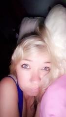 Can't sleep  #aphotoaday #day5 #rachelsface #rachelmarie1314 #nightynight (raerae1011) Tags: rachelsface day5 rachelmarie1314 nightynight aphotoaday