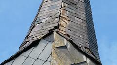 P1140063 (De Tuinen van Servaas en Dorothe) Tags: buiten restauratie kapel schade dakruiter