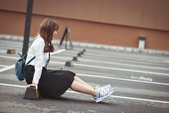 E14 (erik_bui_89) Tags: woman cute student nikon human beautifull emart