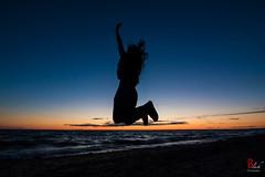 Delightful Twilight (Blush-pics) Tags: sunset beach twilight vibrant joyful capecode nikond750 delightfultwilight