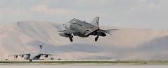 "F-4E-2020, 77-301, 111 Filo ""Panterler"", Turkish Air Force, Anatolian Eagle 2016, Konya AB (Anne Fintelman) Tags: f4e turkishairforce 77301 111filo panterler konyaairbase anatolianeagle2016 konyaab"