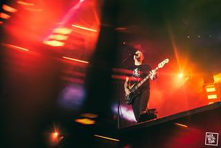 24/06/2016 - Blink 182 at Amnesia Rockfest // Shot by Lori Gutman