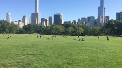 Central Park (@ADsectari) Tags: park people usa ny newyork nature movie timelapse video centralpark iphone iphonephotography iphone5s