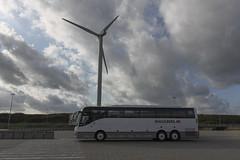Wind driven coach (Lex Eggink) Tags: coach turbine windpower propulsion worldportdays wereldhavendagen