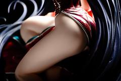 Kanu Unchou - China Dress - 25 (diespielzeuge) Tags: china blue red anime sexy scale girl beauty japan toy toys japanese model nikon dress manga sensual figure kanu pvc bishoujo dsz spielzeuge unchou pvcfigure d7100 diespielzeuge