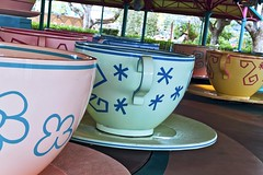 A Spot of Tea? (Gary Burke.) Tags: madteaparty ride attraction teacups aliceinwonderland magickingdom teaparty cups fantasyland wdw disneyworld teacup florida waltdisneyworld orlando mk vacation fl travel canon eos rebel t1i dslr klingon65 canoneosrebelt1i colorful disney garyburke color photomagic photomagic2013 cup saucer disneyparks disneyside wanderlust themepark traveling fb disneydetails