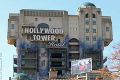 The Twilight Zone Tower of Terror (Rick & Bart) Tags: canon disney towerofterror disneylandresortparis marnelavallee thetwilightzonetowerofterror waltdisneystudiospark rickbart thebestofday gnneniyisi rickvink eos70d