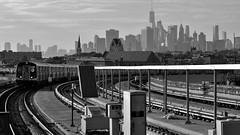 Coming Home (Lojones13) Tags: urban newyork skyline subway cityscape outdoor