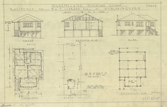 Queensland Housing Commission Designs (Queensland State Archives) Tags: house plan queensland archives housing morningside qsa