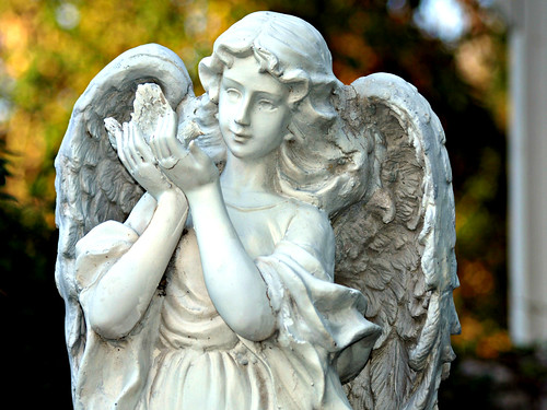 Why the big deal with angels? by Art4TheGlryOfGod, on Flickr