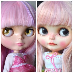 Before & After.....*Strawberry**