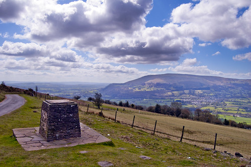 Walk up the Sugar Loaf