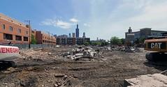 Adams & Aberdeen, site of new condos (YoChicago) Tags: chicago adams aberdeen condos westloop newconstruction ca3 midrise yochicago belgraviagroup