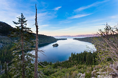 Beauty in Silence (Edwin_Abedi) Tags: california nature landscape scenic tahoe laketahoe emeraldbay