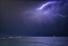 Lightning On The Adriatic 2 (mark_mullen) Tags: sea lighthouse seascape storm weather night landscape waves croatia lightning hr dubrovnik thunder adriatic hrvatska dalmatia electricalstorm forklightning lapad royalprincesshotel canon24105 babinkuk importanneresort canon5dmk3 markmullenphotography grebenireef