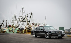 1995_Toyota_Crown_Majesta-47 () Tags: japan hachinohe toyota  crown 1995 crownmajesta  majesta