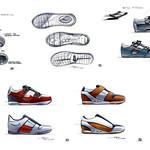 Shoe Sketch Concept