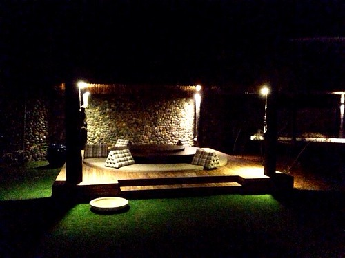 Villa Takali - Fiji - Dining Pavilion