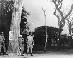 Attack on the U.S. Embassy during TET 1968 - Donald Jellema Collection (tommy japan) Tags: army office photographic special department daspo