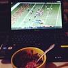 Disfrutando de la #NFL con #ChocoKrispis