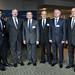 Umberto de Pretto, Siim Kallas, Janusz Lacny, Matthias Ruete, Rimantas Sinkevičius and Algimantas Kondrusevicius